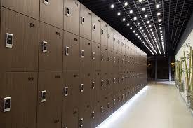 История появления электронных шкафчиков.